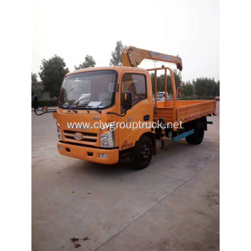 Knuckle Boom Hydraulic Truck Mounted Crane